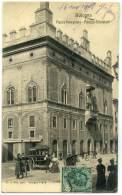 R.877.  BOLOGNA - Piazza Ravegnana... - 1908 - Bologna