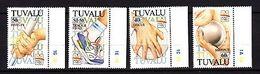 Tuvalu 1992 Olympics MNH - Jeux Olympiques