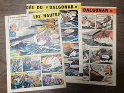HISTOIRE COMPLETE NAUFRAGES DU DALGONAR JAFFRE LE TANREC DE HAUSMAN - Colecciones