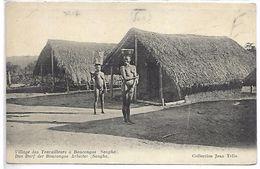 CONGO - Village Des Travailleurs à BOUCONGOS (Sangha) - Congo Français - Autres