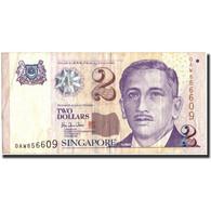 Singapour, 2 Dollars, Undated (1999), KM:38, TB - Singapour