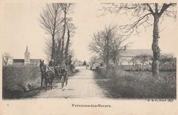 58 - VARENNES LES NEVERS - Le Village - France