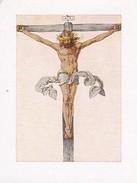 Christus Am Kreuz - Albrecht Dürer - Volkskunstverlag Keutel, Lahr-Baden - 9*6,5cm (30608) - Religion &  Esoterik