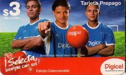TARJETA TELEFONICA DE EL SALVADOR (PREPAGO) (FUTBOL) (498) - El Salvador