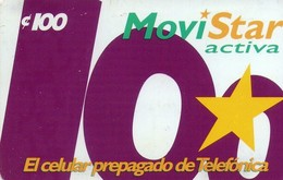 TARJETA TELEFONICA DE EL SALVADOR (PREPAGO) (499) - El Salvador