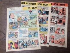 HISTOIRE COMPLETE LES CRAYONS PORTENT SON NOM CONTE ET RENE BONNET DJET 1 - Colecciones