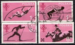 POLONIA - 1979 - 60° ANNIVERSARIO DEL COMITATO OLIMPICO POLACCO - USATI - Gebraucht