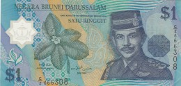 BRUNEI 1 DOLLAR - EF (BA31 - Brunei