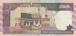 IRAN 2000 RIALS - EF (BA42 - Iran