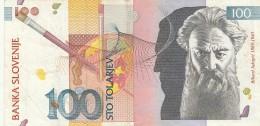SLOVENIA 100 TOLAR -EF (BA67 - Slovenia
