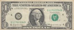 USA 1 DOLLARO -VF (BA83 - United States Of America