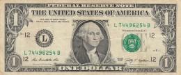 USA 1 DOLLARO -VF (BA86 - United States Of America