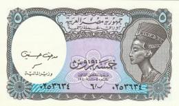 EGITTO 5 PIASTRE - UNC (BA137 - Egipto
