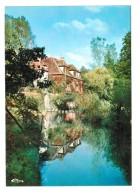 18328    CPM  Environs De COURTENAY  : Les Bords De La Cléry  , Le Moulin Des Andrésis  , 1978 , ACHAT DIRECT !! - Courtenay