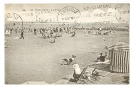18459  Cpa HOULGATE  : La Plage  !  1931 !  ACHAT DIRECT ! - Houlgate