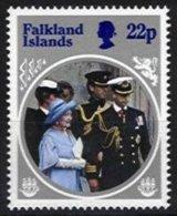 FALKLANDS, Yv 441, ** MNH, VF/XF, Cat. € 25,00 - Falkland Islands