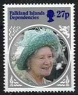 FALKLANDS DEPENDENCIES, Yv 442, ** MNH, VF/XF, Cat. € 25,00 - Falkland