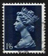 GREAT BRITAIN, Yv 485, SG 743a, Used, F/VF, Cat. € 90,00 - 1952-.... (Elizabeth II)