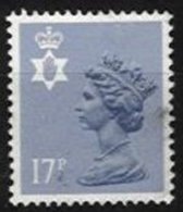 NORTHERN IRELAND, Yv 1155, SG 44, Sc NIMH30a, Used, F/VF, Cat. € 120,00 - Regional Issues