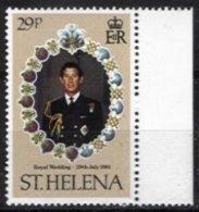 ST. HELENA, Yv 341, ** MNH, VF/XF - St. Helena
