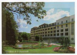 BAINS LES BAINS ---Les Bains De La Promrnade .........à Saisir - Bains Les Bains
