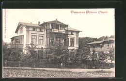 AK Göhren, Ansicht Vom Hotel Speranza - Göhren