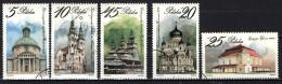 POLONIA - 1984 - ARCHITETTURA RELIGIOSA - USATI - Gebraucht