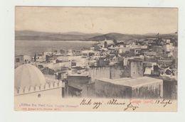 TANGER (NORD) UNION POSTALE UNIVERSELLE - VIAGGIATA 1906 - 10 CENT. SOVRASTAMPATI MAROCCO AGENZIE - POSTCARD - Tanger