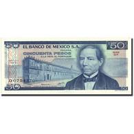 Mexique, 50 Pesos, 1978, 1978-07-05, KM:67a, SPL - Mexico