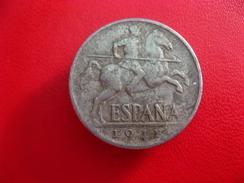 Espagne - 10 Cents 1941 5425 - [ 4] 1939-1947 : Gouv. Nationaliste