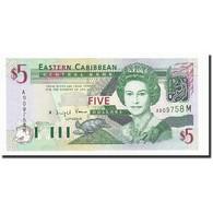 Etats Des Caraibes Orientales, 5 Dollars, Undated (2003), KM:42m, NEUF - Caraïbes Orientales