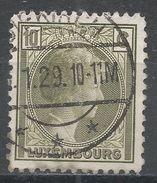 Luxembourg 1926. Scott #160 (U) Grand Duchess Charlotte - 1926-39 Charlotte De Profil à Droite