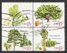 United States - Scott #1767a Used - Block - Blocks & Sheetlets
