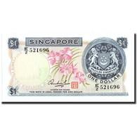 Singapour, 1 Dollar, Undated (1967-72), KM:1d, SPL - Singapour