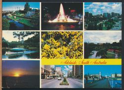 °°° 8090 - AUSTRALIA - ADELAIDE - VIEWS - 2000 With Stanps °°° - Adelaide
