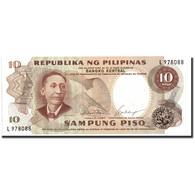 Philippines, 10 Piso, KM:169a, SPL+ - Philippines
