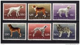 Yugoslavia,Fauna-Dogs 1970.,MNH - Unused Stamps