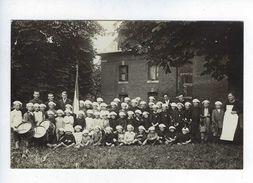 CPA Photo Maromme 76 Colonie Des Enfants De Maromme à Eslettes En 1926 Photographe Treherne Pavilly - Maromme