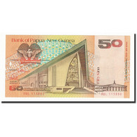 Papua New Guinea, 50 Kina, Undated (1989), KM:11a, NEUF - Papouasie-Nouvelle-Guinée