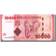 Tanzania, 10,000 Shilingi, 2010, Undated (2010), KM:44, NEUF - Tanzania