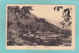 Old Post Card Of Kasbah Tagoundaft,Atlas Mountains,Marrakech In Morocco,Y66. - Marrakesh