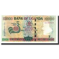 Uganda, 10,000 Shillings, 2007-11-25/23, KM:48, NEUF - Uganda