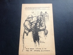 """Correspondance Des Armées De La Republique """"tu As Raison D'ecrise à Tes Vieux De Souscrire à L'emprunt"""" 1914-1918 - Marcophilie (Lettres)"""