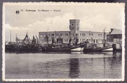 CPA - ZEEBRUGGE - La Minque De Vismijn - 14 - Zeebrugge