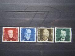 VEND BEAUX TIMBRES DU LIECHTENSTEIN N° 189 - 192 , XX !!! - Liechtenstein