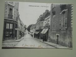 SARTHE CHATEAU DU LOIR RUE NATIONALE - Chateau Du Loir