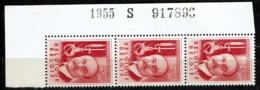 976  Bande 3  Cdf  **  1955 S 917896 - Unused Stamps
