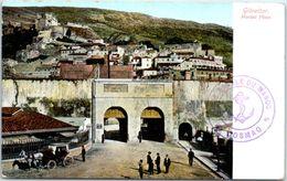 GIBRALTAR - Market Place - Gibraltar