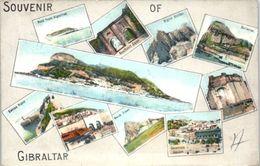GIBRALTAR -- Souvenir - Gibraltar