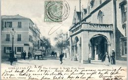 GIBRALTAR -- The Couvent & South Port Street - Gibraltar